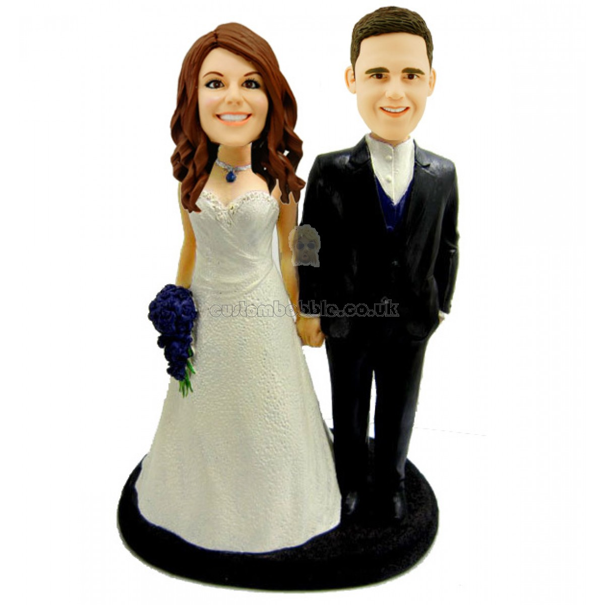 Personalised Cake Toppers Uk Wedding : personalised wedding cake topper