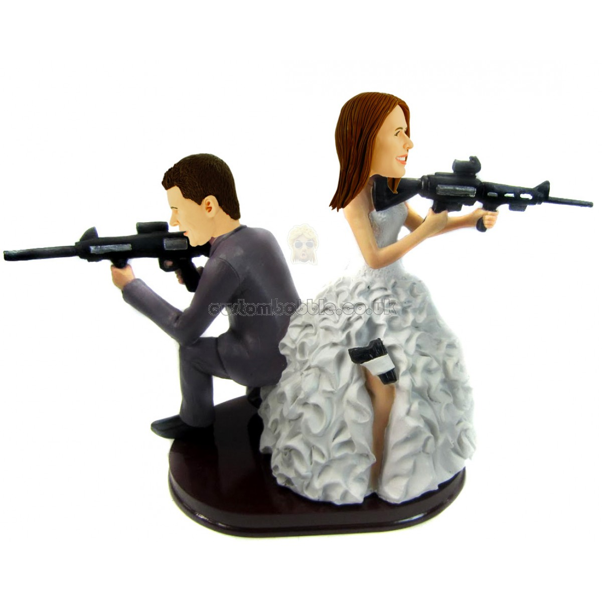 snipe wedding cake topper personalised - Couple & Wedding - All products