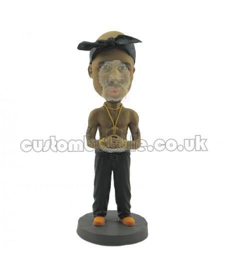 custom casual man bobblehead