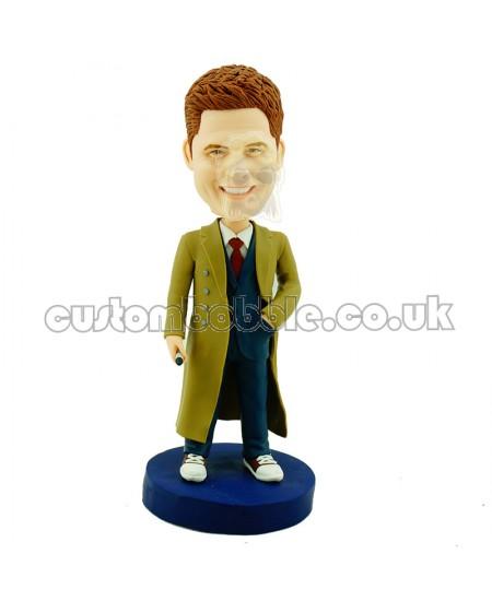 custom doctor who bobblehead