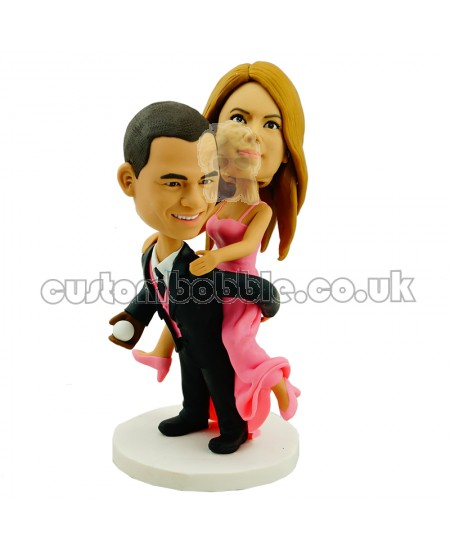 custom funny couple bobblehead