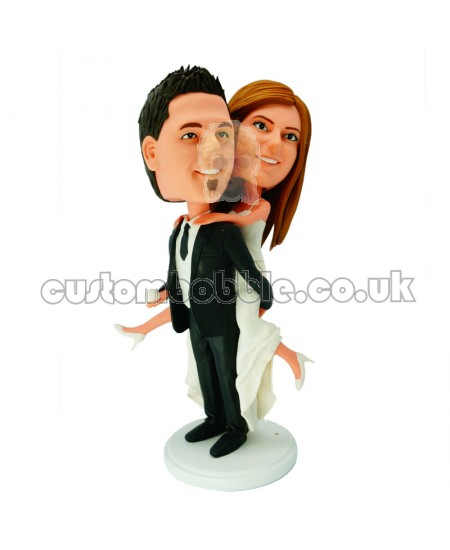 personalised funny couple bobblehead