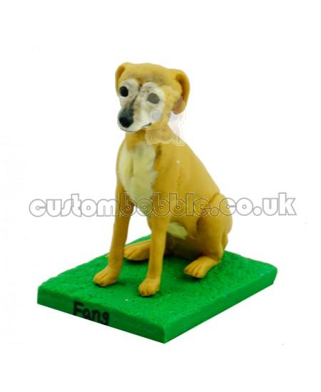 personalised pembroke welsh corg dog bobblehead