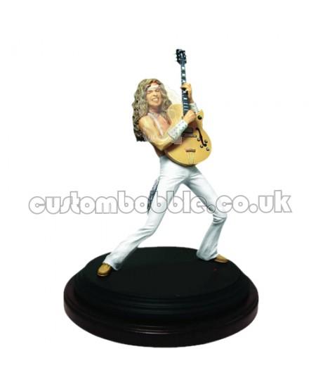 guitar player custom bobblehead
