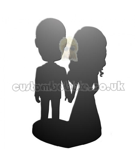 customised bobblehead for couple