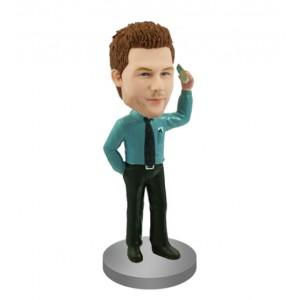 manager custom bobblehead